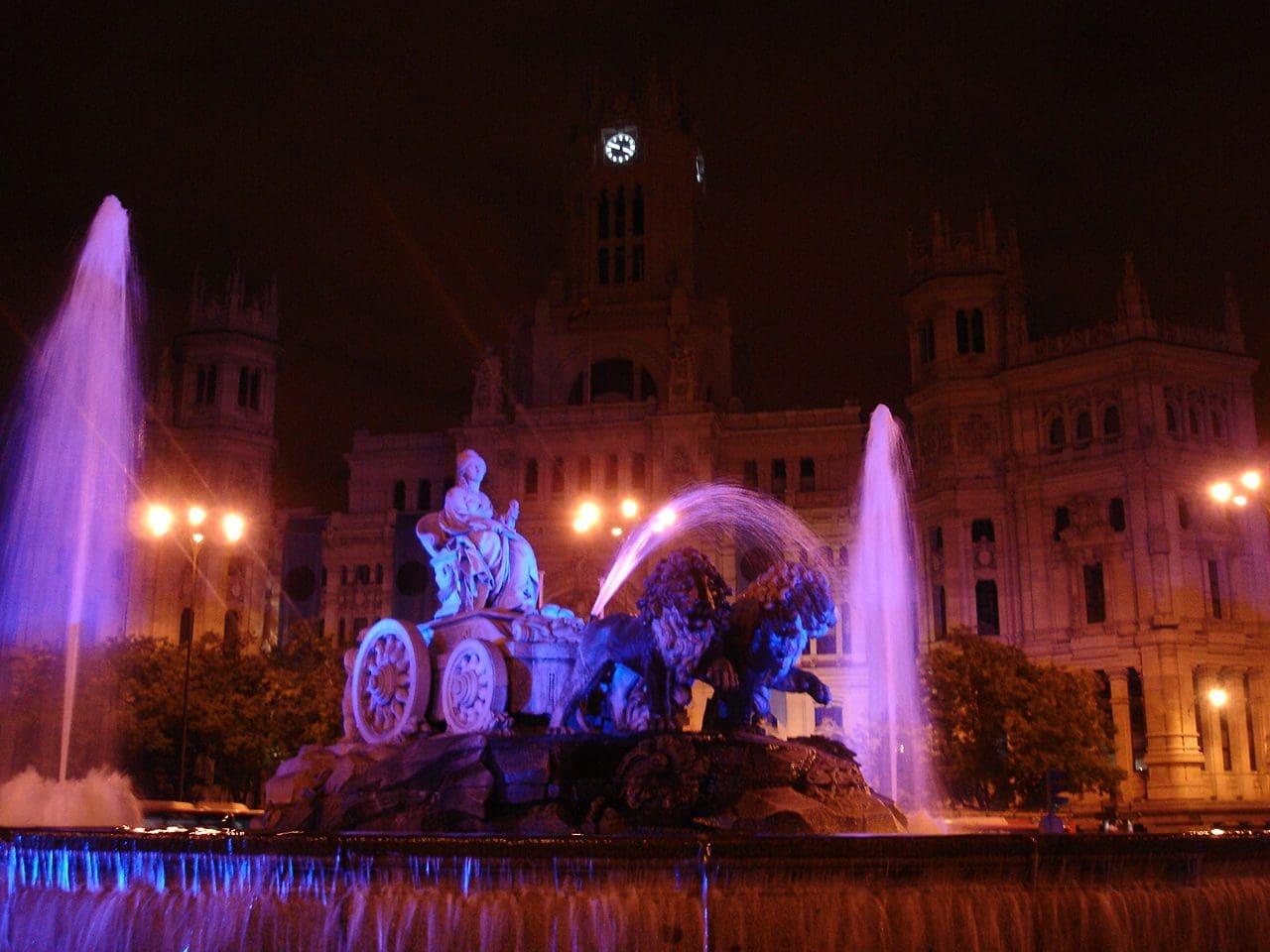 Mejores lugares turisticos en madrid for Lugares turisticos para visitar en espana