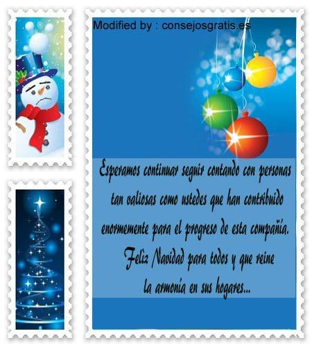 tarjetas para enviar en Navidad empresariales