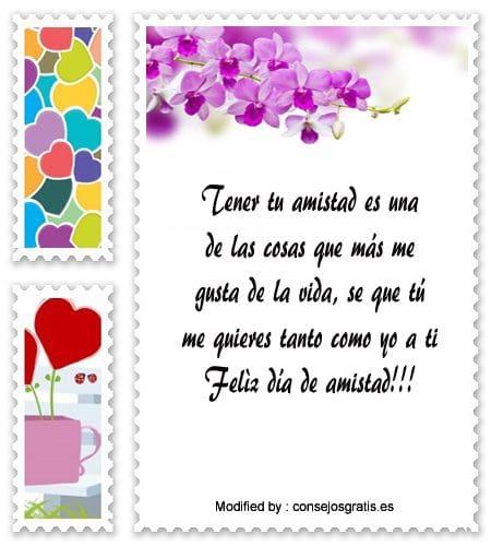 Textos De Amor Y Amistad Para Mi Amiga Mensajes Para Amigas