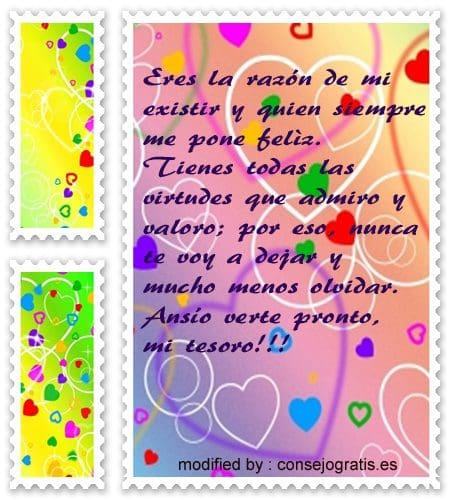 Postales Con Mensajes De Me Haces Falta Amor Frases De