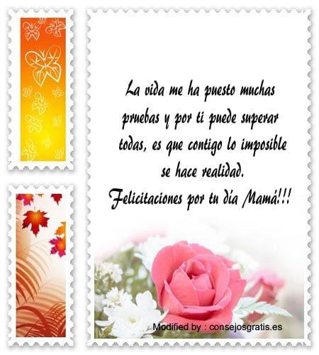 dedicatorias para el dia de la Madre,descargar frases bonitas para el dia de la Madre,