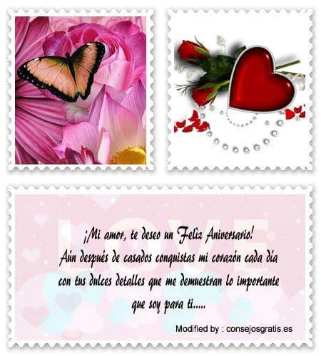 Felicitaciones Por Aniversario De Casados Saludos De Aniversario De Matrimonio Consejosgratis Es
