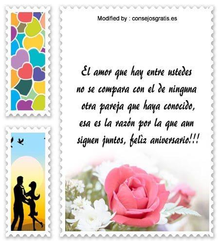 Top Felicitaciones Por Aniversario De Casados Mensajes De