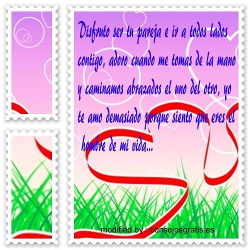 Postales Bonitas Con Mensajes De Amor Para Hombres Consejosgratis Es