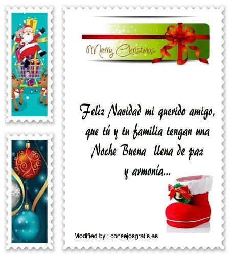 postales de Navidad para descargar gratis