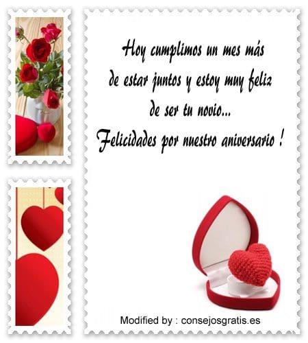 Nuevos Mensajes Romanticos Por El Aniversario De Novios