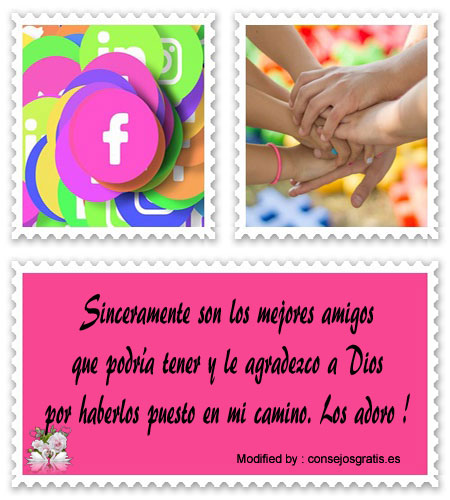 frases de amistad para facebook para compartir