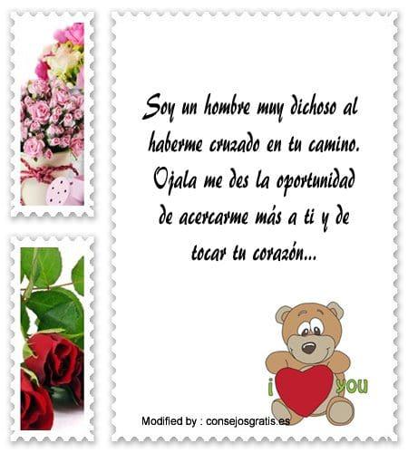 mensajes bonitos de amor para mi novia,mensajes románticos para enamorar