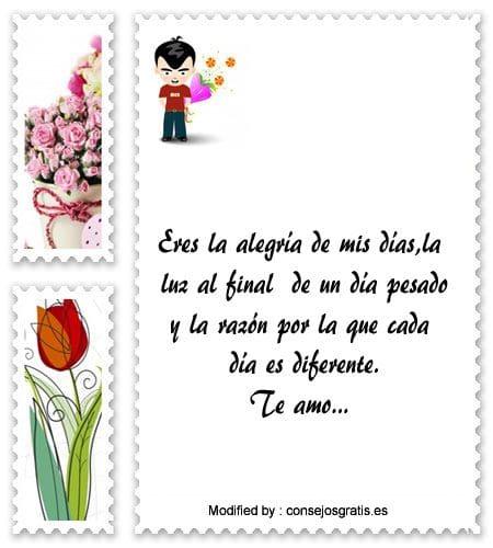 buscar tarjetas con palabras romànticas para mi amor