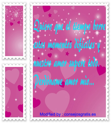 Frases Para Pedir Perdon A Una Novia Frases De Amor