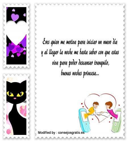 buscar frases de buenas noches para mi amor