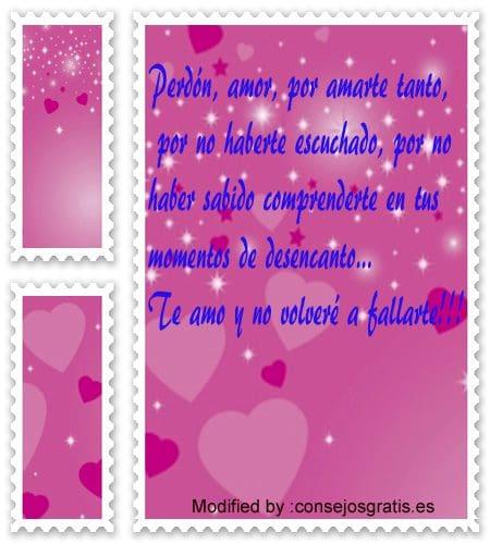Originales Frases Para Pedir Perdon A Mi Novio Frases De Amor Y