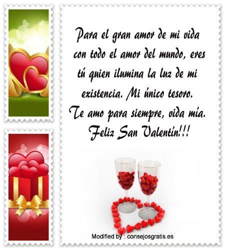 Frases De Amor Para Mi Novio En San Valentín Mensajes De