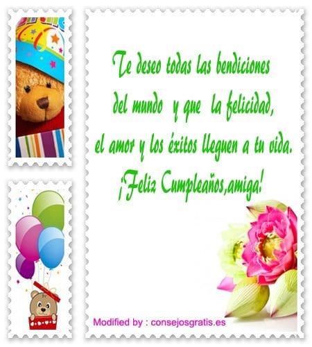 Palabras De Cumpleaños Para Mi Amigo Saludos De Cumpleaños