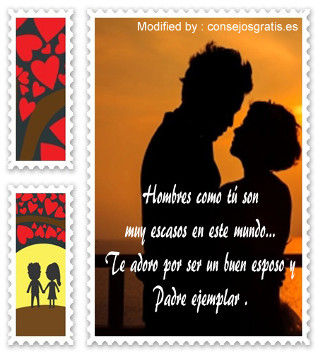 Mensajes Y Postales De Amor Para Dedicar A Mi Esposo Consejosgratis Es