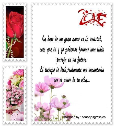 romànticas frases de declaraciones de amor