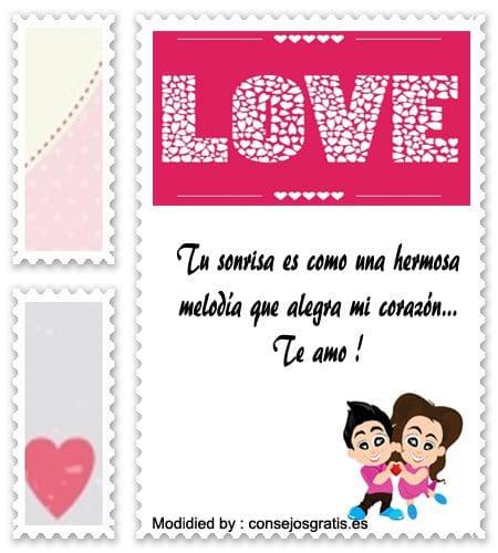 Nuevos Mensajes Y Palabras De Amor Para Mi Novia Frases De Amor