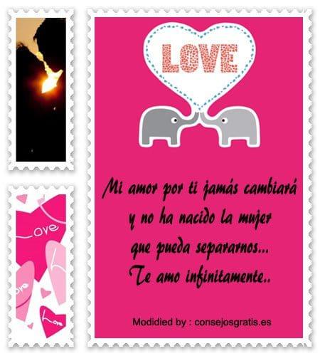 Nuevos Mensajes Y Palabras De Amor Para Mi Novia Frases De