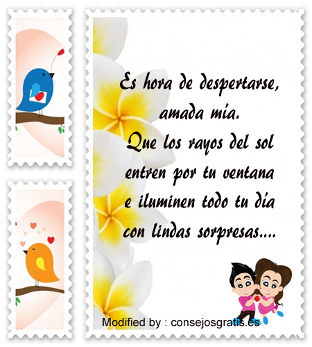 Top Frases De Buenos Dias Para Mi Novia Mensajes De Buenos Dias