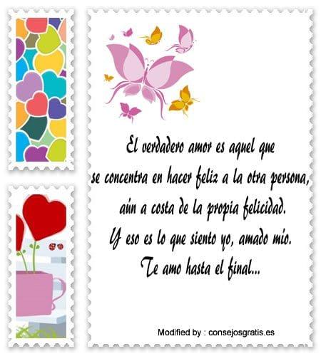 Nuevas Frases De Amor Para Mandar A Mi Novio Mensajes De Amor