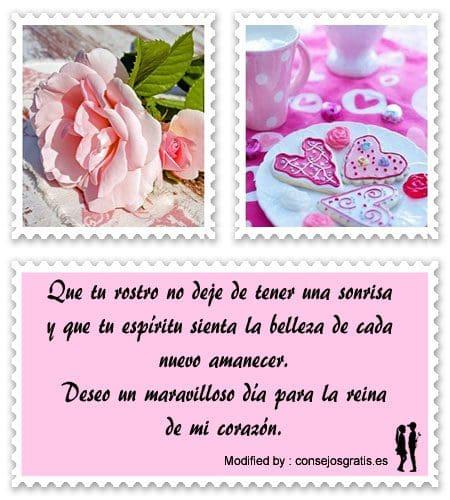 Lindas Frases Para Dar El Buenos Dias Con Amor Mensajes De Buenos