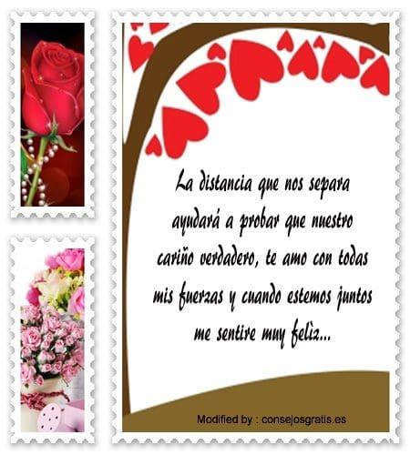 Bellos Poemas De Amor Para Mi Novio Que Esta Lejos Frases De Amor