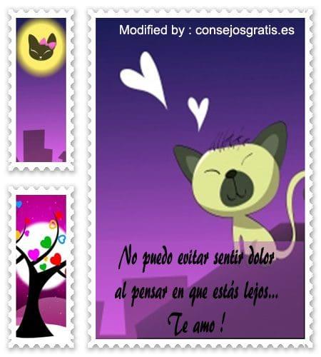 Enviar Bonitas Frases Y Mensajes De Amor Para Mi Novio Que Esta