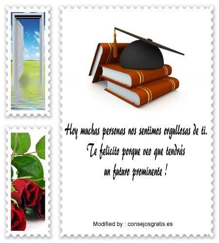frases bonitas para graduaciòn para compartir