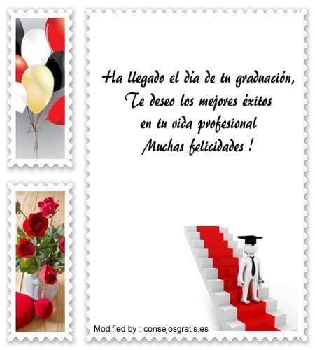 buscar felicitaciones para graduaciòn