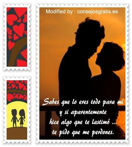Top Frases Y Tarjetas Para Reconciliarme Con Mi Amor