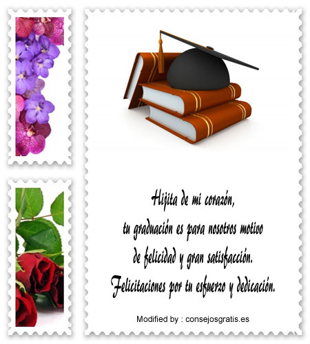 tarjetas con frases de agradecimiento para mi familia por mi graduaciòn como profesional