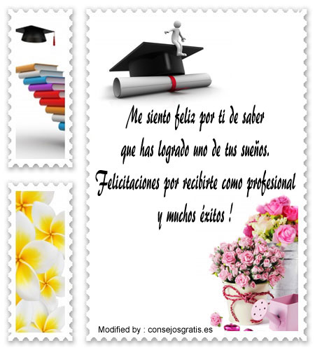 descargar mensajes bonitos de agradecimiento a mi familia por mi graduaciòn como profesional