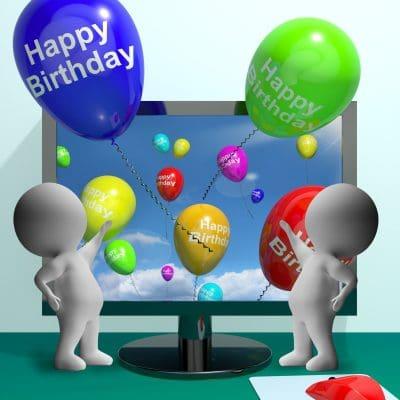 Increíbles Saludos De Cumpleaños Para Un Colega