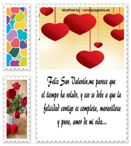 Originales Frases Por San Valentin Para Mi Esposo Mensajes De Amor