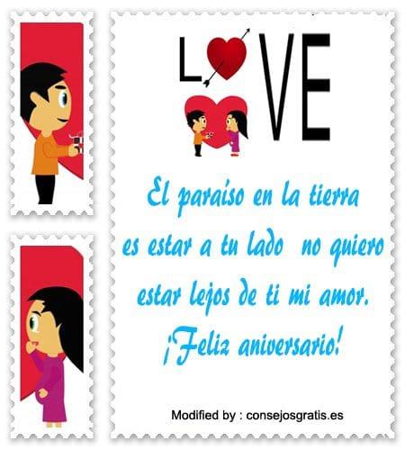 bonitas frases para mi novio por aniversario,enviar frases para mi novio por aniversario