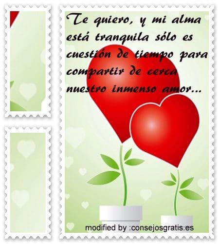 Originales Frases De Amor Para Mi Pareja Que Esta Lejos Con Imàgenes