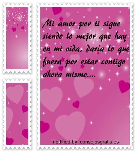 Originales Frases De Amor Para Mi Pareja Que Esta Lejos Con Imagenes