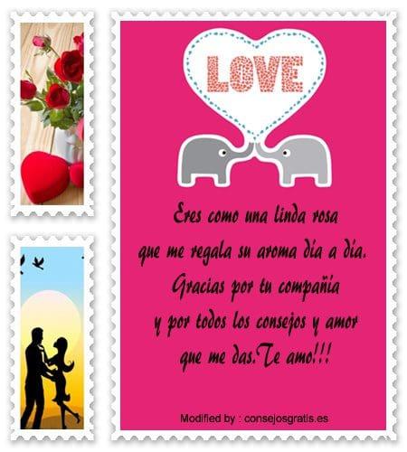 Solo Bonitas Frases De Amor Para Mi Novia Consejosgratis Es
