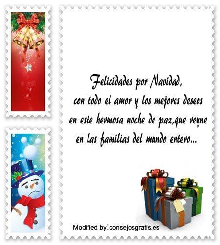 frases con imàgenes para enviar en Navidad