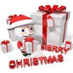 mensajes de Navidad para niños, palabras de Navidad para niños