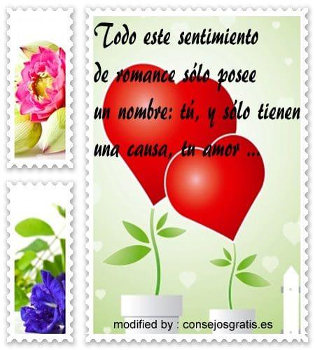 Originales Postales Con Mensajes De Amor Para Mi Novio Frases De