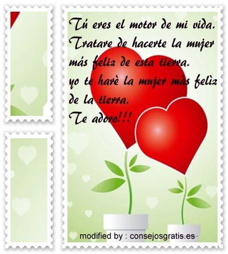 Enviar Bonitas Tarjetas Con Frases De Amor Para Mi Novia