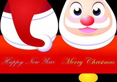 imàgenes con frases de navidad y ano nuevo