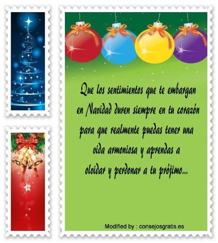 tarjetas y poemas Navidad para compartir