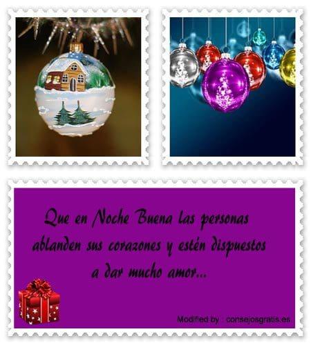 mensajes y tarjetas para enviar en Navidad