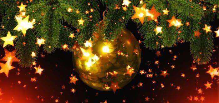 Tarjetas Con Bonitos Saludos Por Navidad Y Año Nuevo
