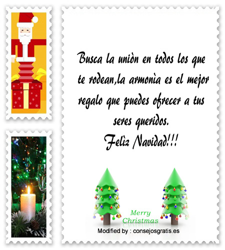 buscar dedicatorias para enviar en Navidad
