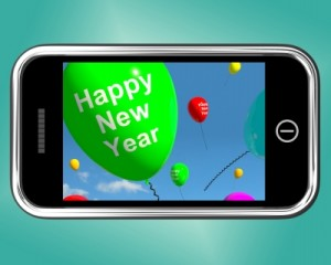 saludos de año nuevo, sms de año nuevo, tia