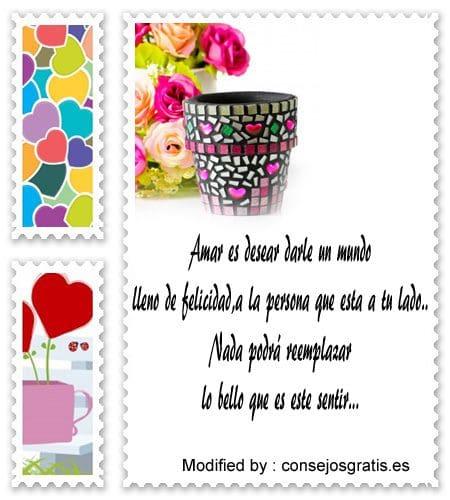 Romanticas Frases Y Tarjetas De Amor Para Mi Novia Consejosgratis Es