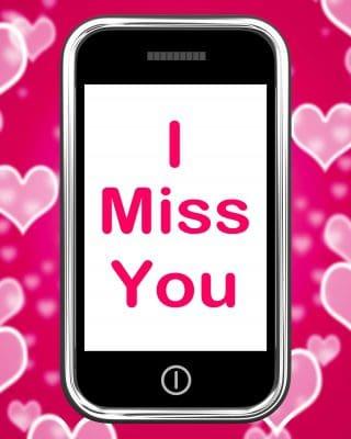 sms de te extraño, pensamientos de te extraño, bonitos sms de te extraño